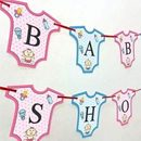 Paper Banners and Cake Toppers
